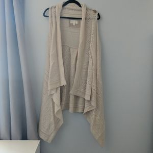Gauzy Convertible Vest Wrap from Anthropologie